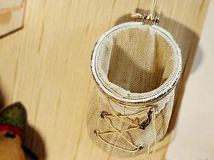 Подвесная торбочка. | Ярмарка Мастеров - ручная работа, handmade