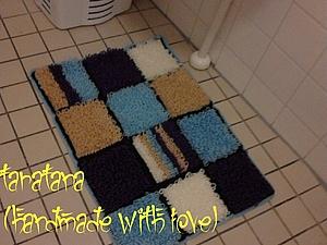 Акриловый коврик для ванной комнаты   Ярмарка Мастеров - ручная работа, handmade