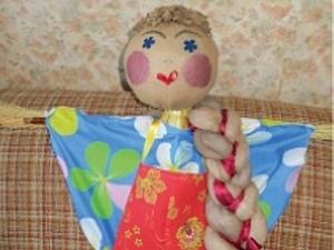 Готовимся к Масленице: мастерим чучело | Ярмарка Мастеров - ручная работа, handmade
