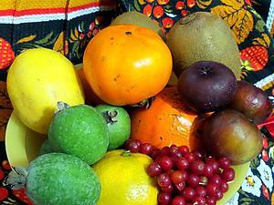 Южные осенние фрукты. | Ярмарка Мастеров - ручная работа, handmade