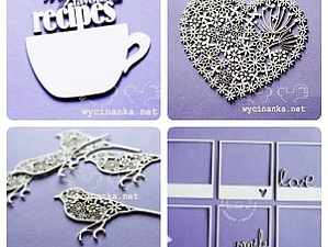 Совместная закупка чипбоарда от Wycinanka   Ярмарка Мастеров - ручная работа, handmade
