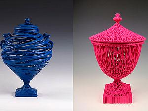 Уникальная 3D керамика Michael Eden | Ярмарка Мастеров - ручная работа, handmade