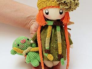 Малышки по мотивам куколок.......... | Ярмарка Мастеров - ручная работа, handmade