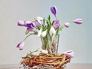 Потрясающий розыгрыш к 8 марта у Людмилы Димитренко! | Ярмарка Мастеров - ручная работа, handmade