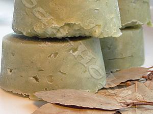Лавровое мыло с нуля (рецепт и мастер-класс).. Ярмарка Мастеров - ручная работа, handmade.