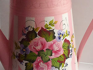 Как я рисую розу | Ярмарка Мастеров - ручная работа, handmade