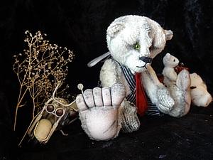 Закончен.Аукцион на большие пяточки Тедди   Ярмарка Мастеров - ручная работа, handmade