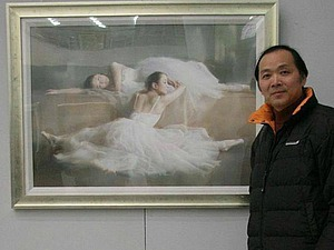 ��������� �������� � ���������  Liu Yi | ������� �������� - ������ ������, handmade