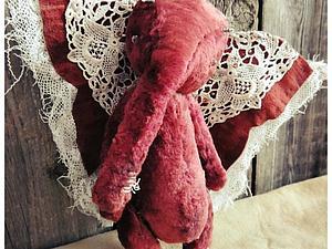 Слоник летит ... | Ярмарка Мастеров - ручная работа, handmade