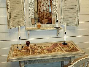 Серия Палермо: один предмет мебели в подарок!   Ярмарка Мастеров - ручная работа, handmade