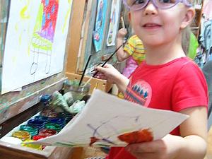 Дети-лучшие художники!!!!! | Ярмарка Мастеров - ручная работа, handmade