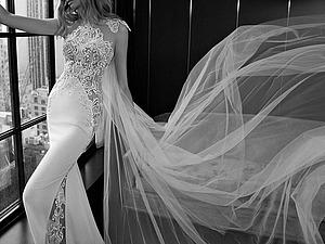 Свадебные платья от Berta 2017: когда невинность и соблазн сливаются воедино. Ярмарка Мастеров - ручная работа, handmade.