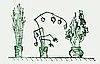 Некоторые способы обработки растений для создания цветочных композиций. | Ярмарка Мастеров - ручная работа, handmade