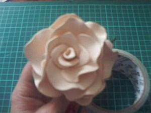 Лист вспененного материала и цветы. Ярмарка Мастеров - ручная работа, handmade.