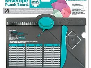 Обзор по работе с доской для создания конвертов | Ярмарка Мастеров - ручная работа, handmade