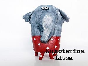Закрыто Кому слона? Аукцион)   Ярмарка Мастеров - ручная работа, handmade