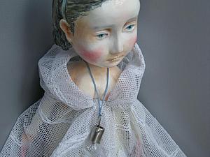новая куколка - Первая Лампочка | Ярмарка Мастеров - ручная работа, handmade