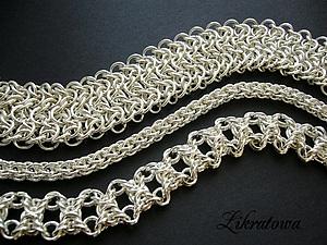 Кольчужное плетение (chainmail) | Ярмарка Мастеров - ручная работа, handmade
