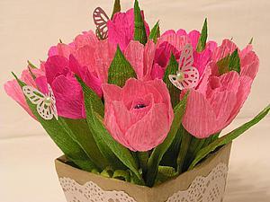 Мк свит дизайн тюльпаны