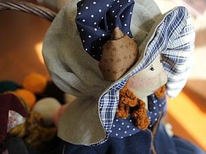 Курс «Кукла в стиле Тильда. Игрушки с душой и для души»   Ярмарка Мастеров - ручная работа, handmade