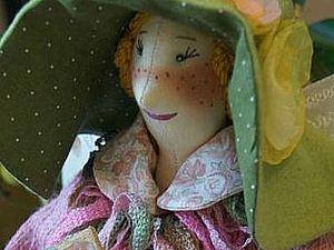 Курс «Кукла в стиле Тильда. Игрушки с душой и для души» | Ярмарка Мастеров - ручная работа, handmade