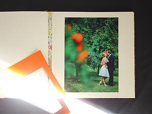 Мастер-класс по размещению фотографий в альбом. Ярмарка Мастеров - ручная работа, handmade.