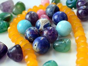 Тонкая энергия, выделяемая камнями | Ярмарка Мастеров - ручная работа, handmade