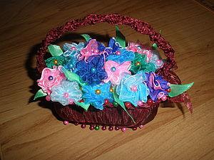 Мыльная корзинка | Ярмарка Мастеров - ручная работа, handmade