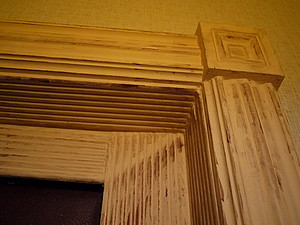 Мастер-класс по отделыванию дверного проема лепниной | Ярмарка Мастеров - ручная работа, handmade