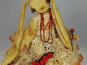 Розыгрыш конфетной Зайки! | Ярмарка Мастеров - ручная работа, handmade
