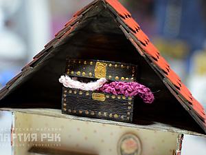 Сундук для кукольных сокровищ!. Ярмарка Мастеров - ручная работа, handmade.