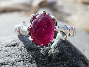 Аукцион! Кольцо из серебра с рубином + розыгрыш!   Ярмарка Мастеров - ручная работа, handmade