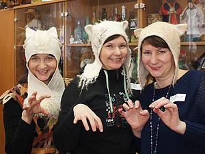 Посиделки валяльщиков в Уфе январь 2014г.! | Ярмарка Мастеров - ручная работа, handmade