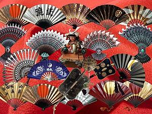 Гунбай, тэссен, саихаи: боевые веера Страны восходящего солнца. Ярмарка Мастеров - ручная работа, handmade.