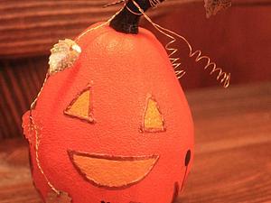 Скоро Хэллоуин))) Покупайте тыквы! | Ярмарка Мастеров - ручная работа, handmade