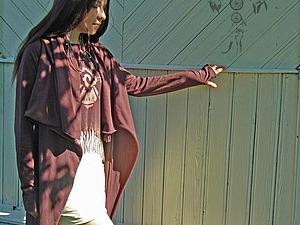 Одеяние на осень от Лесной Совы! | Ярмарка Мастеров - ручная работа, handmade