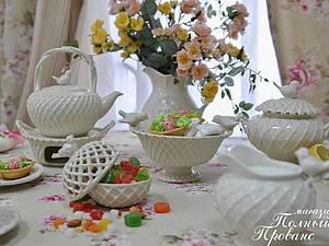 Чаепитие по французски | Ярмарка Мастеров - ручная работа, handmade