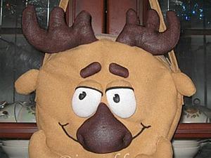 Шьем сумочку-игрушку «Лосяш». Ярмарка Мастеров - ручная работа, handmade.