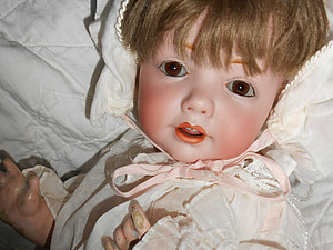 Старинные куклы и их гардероб! | Ярмарка Мастеров - ручная работа, handmade