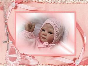 Малышка Сирена - кукла реборн Инны Богдановой | Ярмарка Мастеров - ручная работа, handmade
