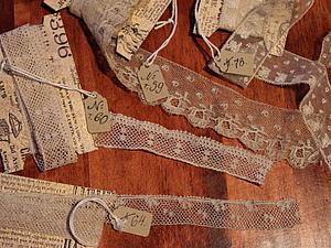 Лот большой сборный +8 м из кружев винтажных, французских №2 | Ярмарка Мастеров - ручная работа, handmade