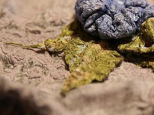 Делаем фантазийный цветок из войлока. Ярмарка Мастеров - ручная работа, handmade.
