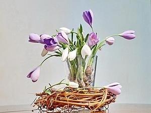 Розыгрыш к 8 марта от Людмилы Димитренко | Ярмарка Мастеров - ручная работа, handmade