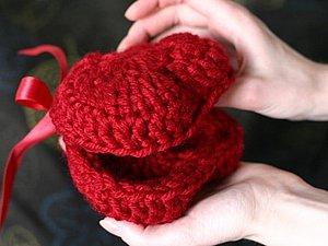 Шкатулка-сердечко | Ярмарка Мастеров - ручная работа, handmade