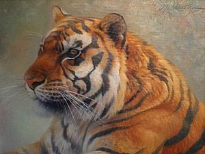 Животные - американский художник D. J. Cleland-Hura | Ярмарка Мастеров - ручная работа, handmade