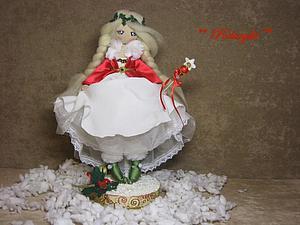 Новогодняя фея. | Ярмарка Мастеров - ручная работа, handmade