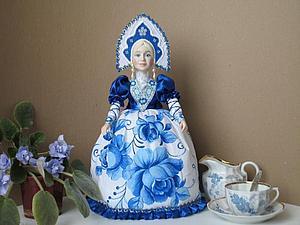 Новая фарфоровая кукла | Ярмарка Мастеров - ручная работа, handmade