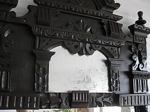 Мастер-класс: реставрация старого зеркала. Ярмарка Мастеров - ручная работа, handmade.