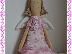 Кукла Тильда Феечка | Ярмарка Мастеров - ручная работа, handmade