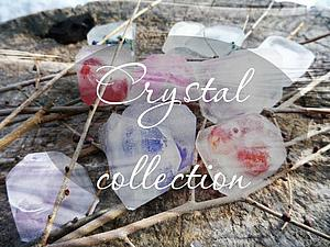 Crystal collection | Ярмарка Мастеров - ручная работа, handmade